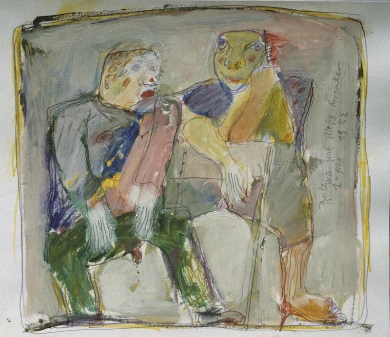 Roland und Angy, 1982