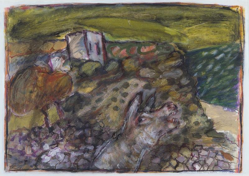 Santorinischer Esel, 1985