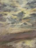146 Wolkenbild Haindling, 1984