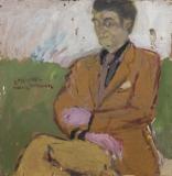 089 Porträt Mann, 1984