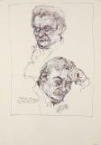 099 Skizze, Tim Thielmann, 1985