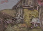 127 Stadl am Acker, 1984