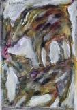 105 Übereinander, 1985