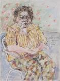 088 meine Mutter, 1985