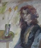 562 Porträt Regina Schmeken, 1979