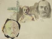 541 Selbstporträts, 1976