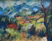 530 Landschaft Reit im Winkl, 1974