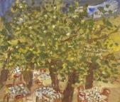040 Biergarten Prien, 1985