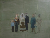 524 Familienbild, 1977