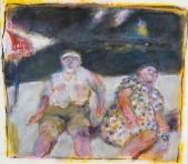 122 Ruhrpottler auf Korsika, 1984