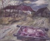 123 Schweinetrog in<br />Haindling, 1984