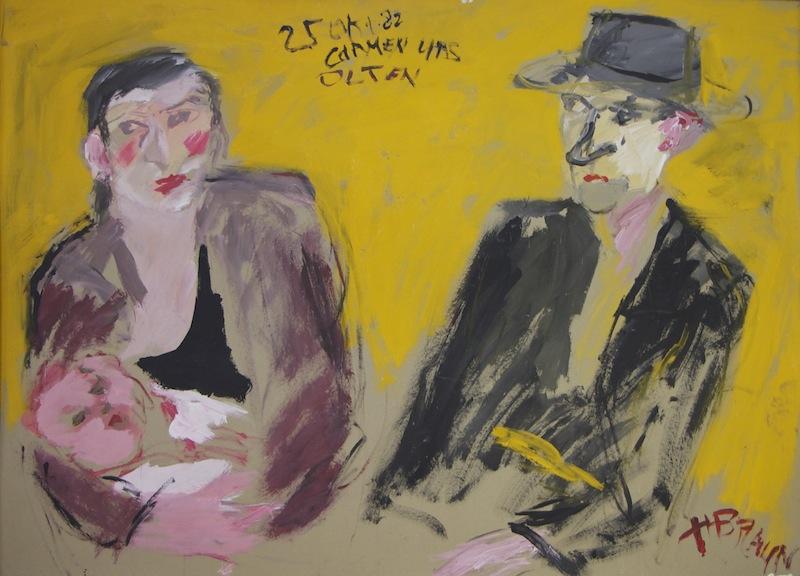 Carmen Urs, 1982