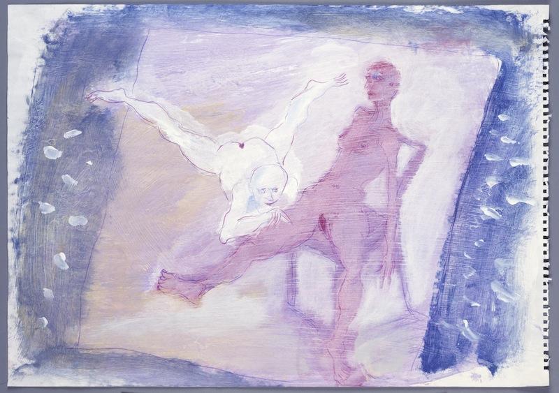 Zwei Akte, 1983