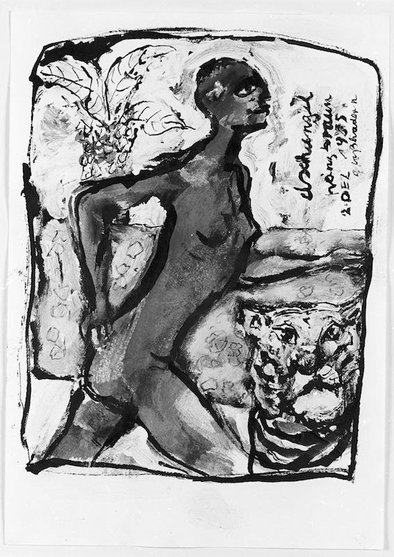 Dschungel,<br />1985