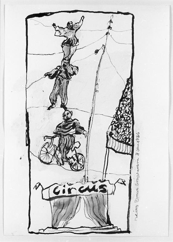 Circus, 1986