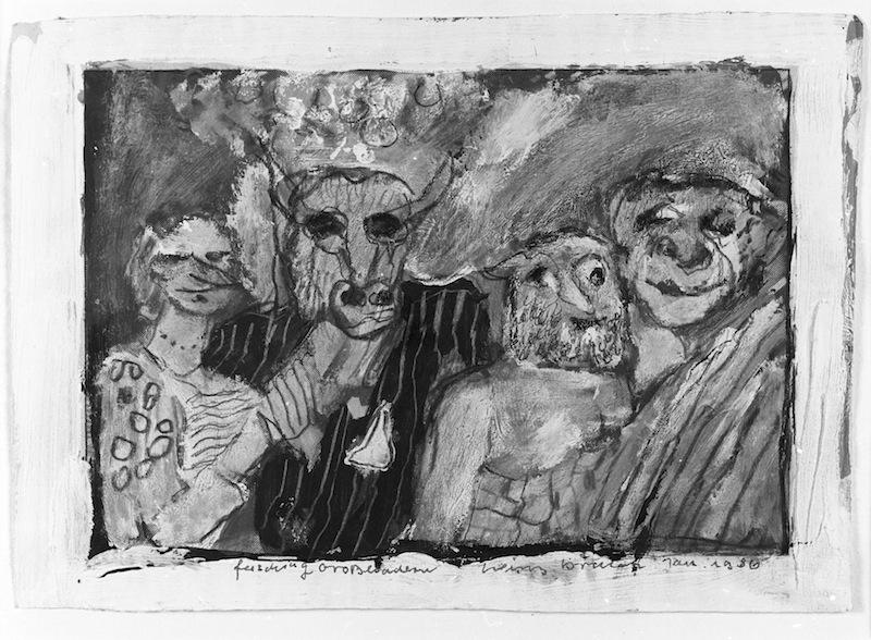 Fasching, 1986